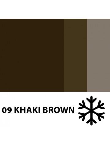 09 Khaki Brown