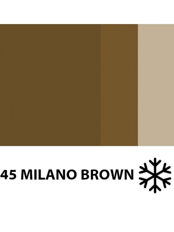 45 Milano Brown